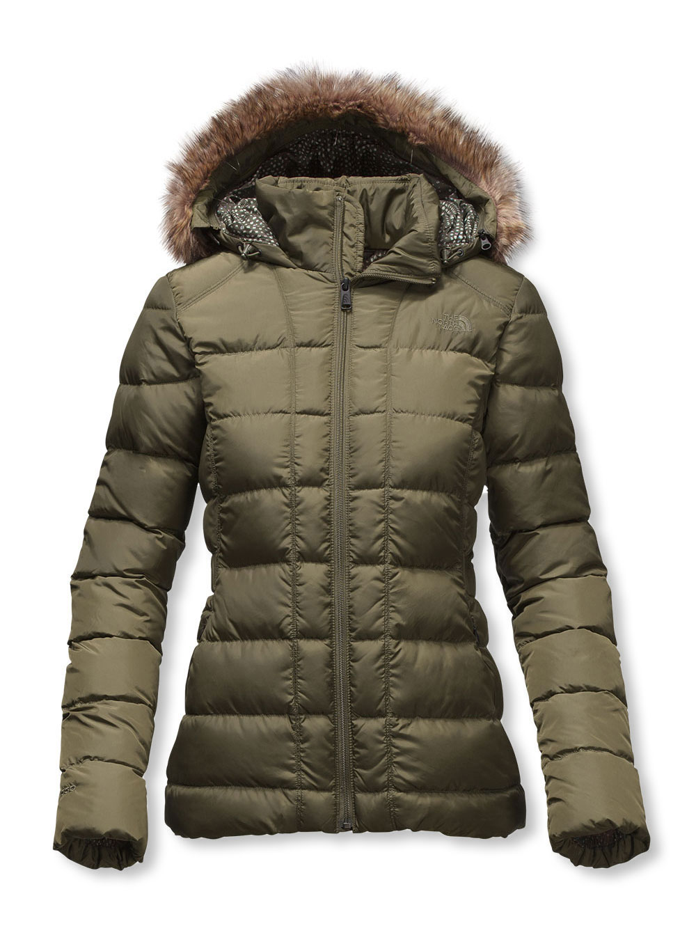 The North Face Women's Gotham Down Jacket (Sizes S - XL) - grape leaf, m