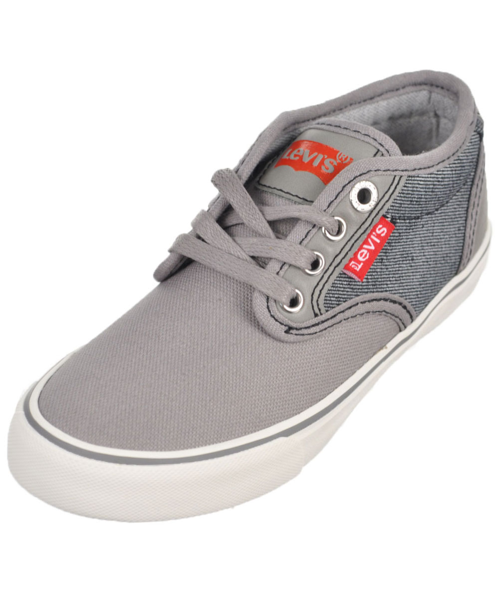 "Levi's Boys' ""Cali Denim"" Low-Top Sneakers (Youth Sizes 3.5 - 6)"