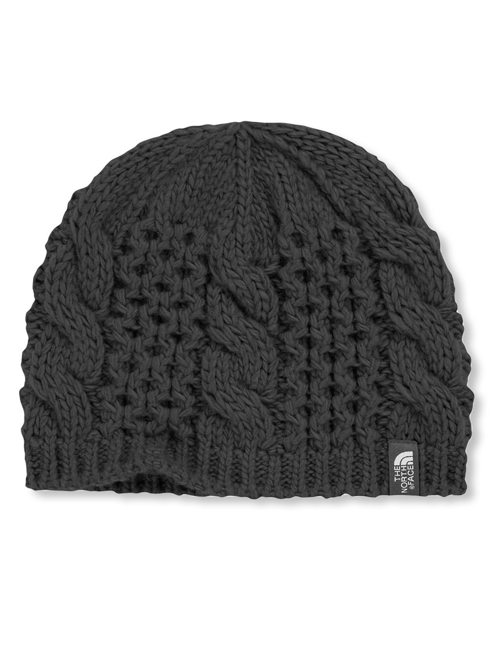 The North Face Youth Cable Minna Beanie - black, m