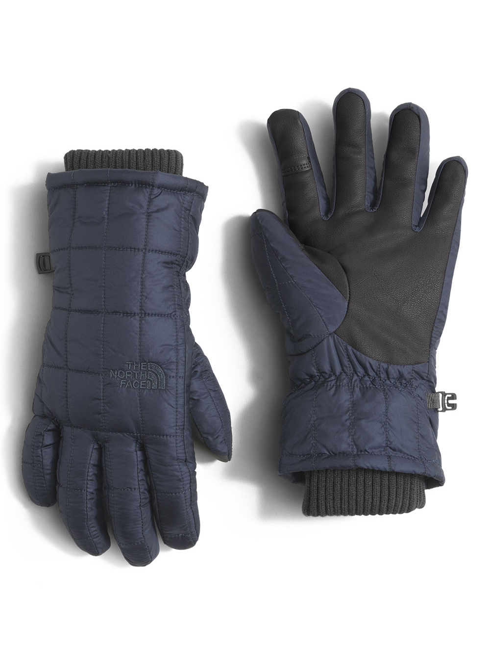 The North Face Women's Metropolis Etip Gloves (Sizes XS - L) - urban navy