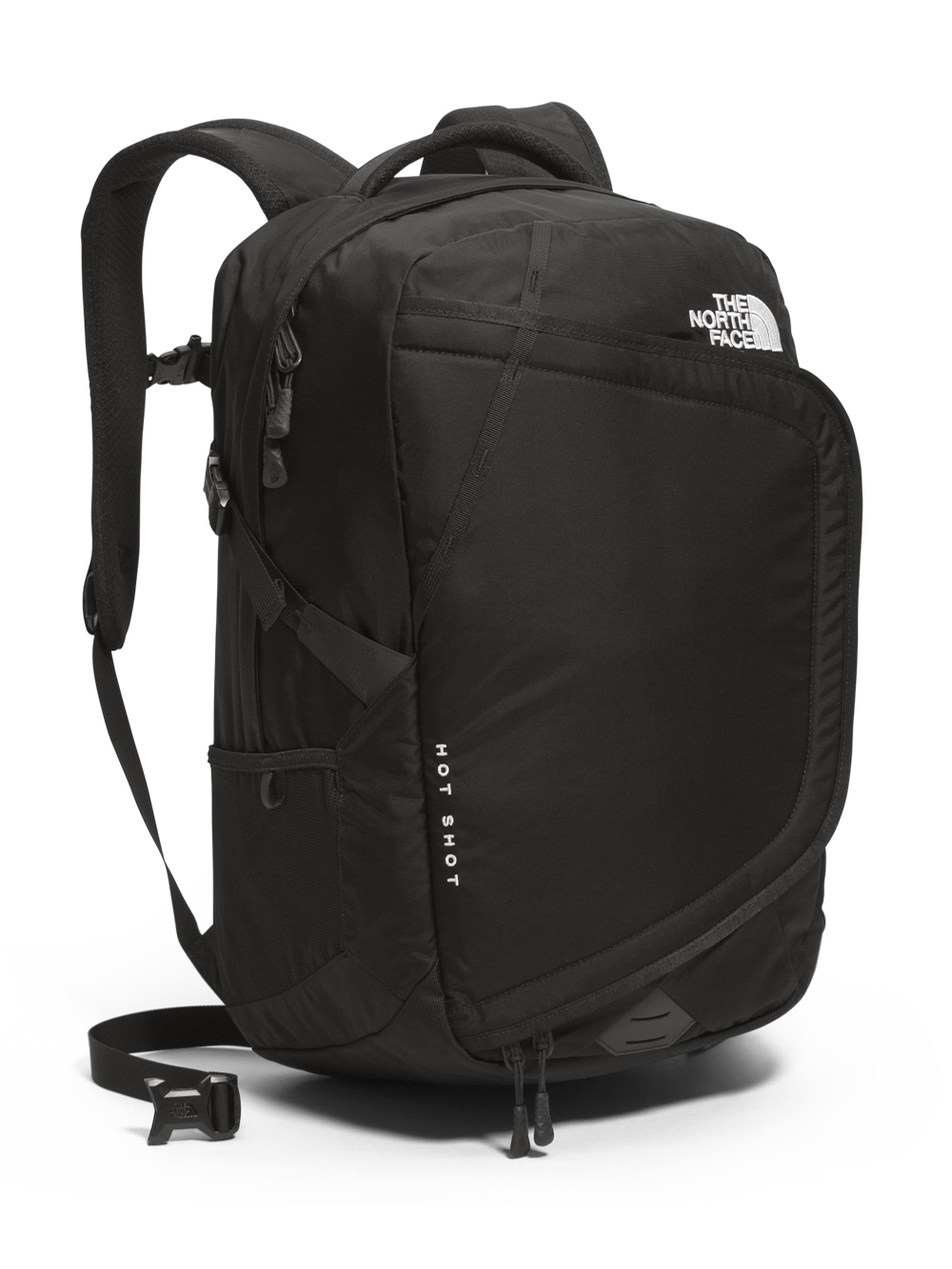 The North Face Hot Shot Backpack - black, one size