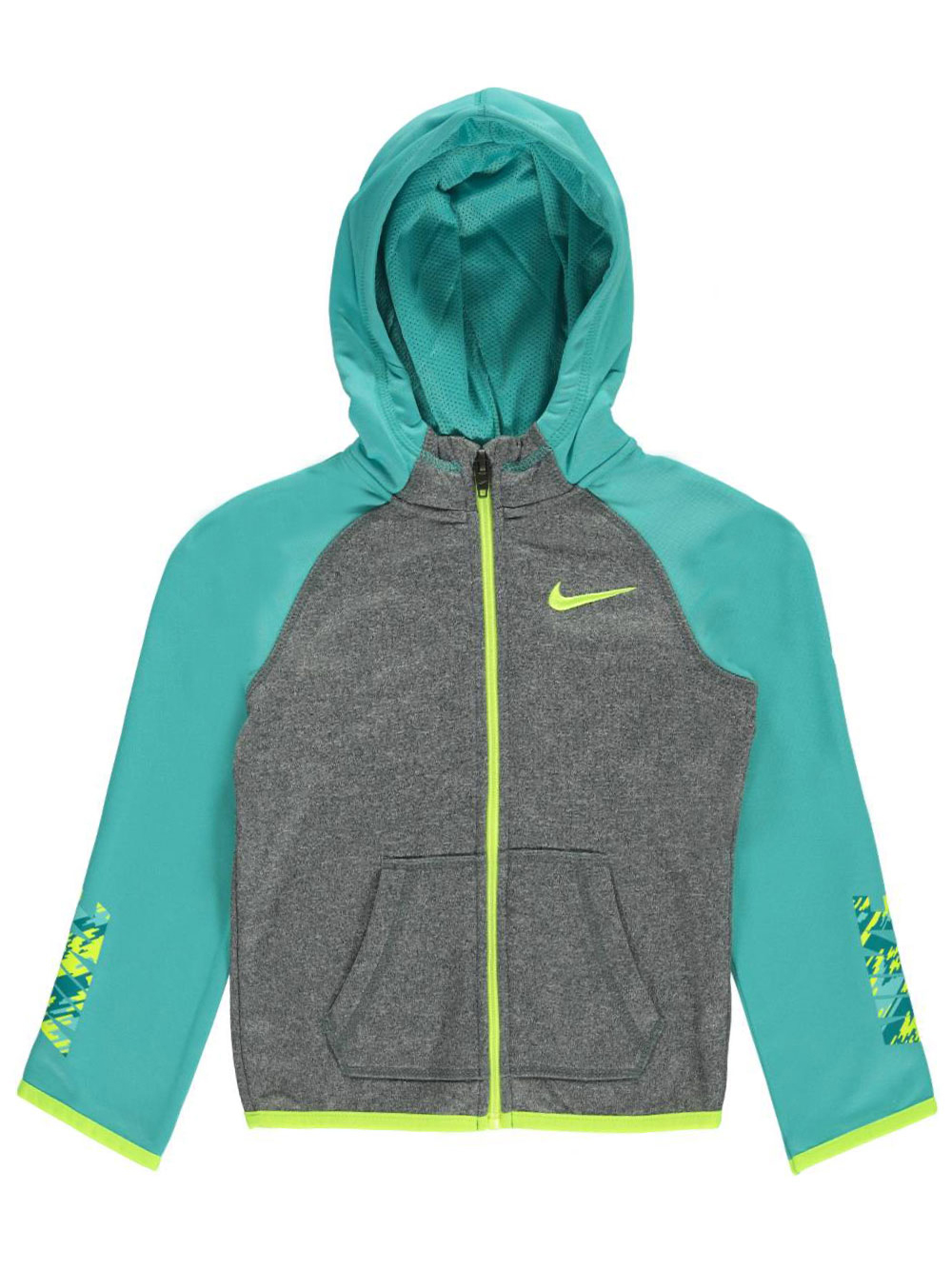 Nike Little Girls' Therma Dri-Fit Hoodie (Sizes 4 - 6X)