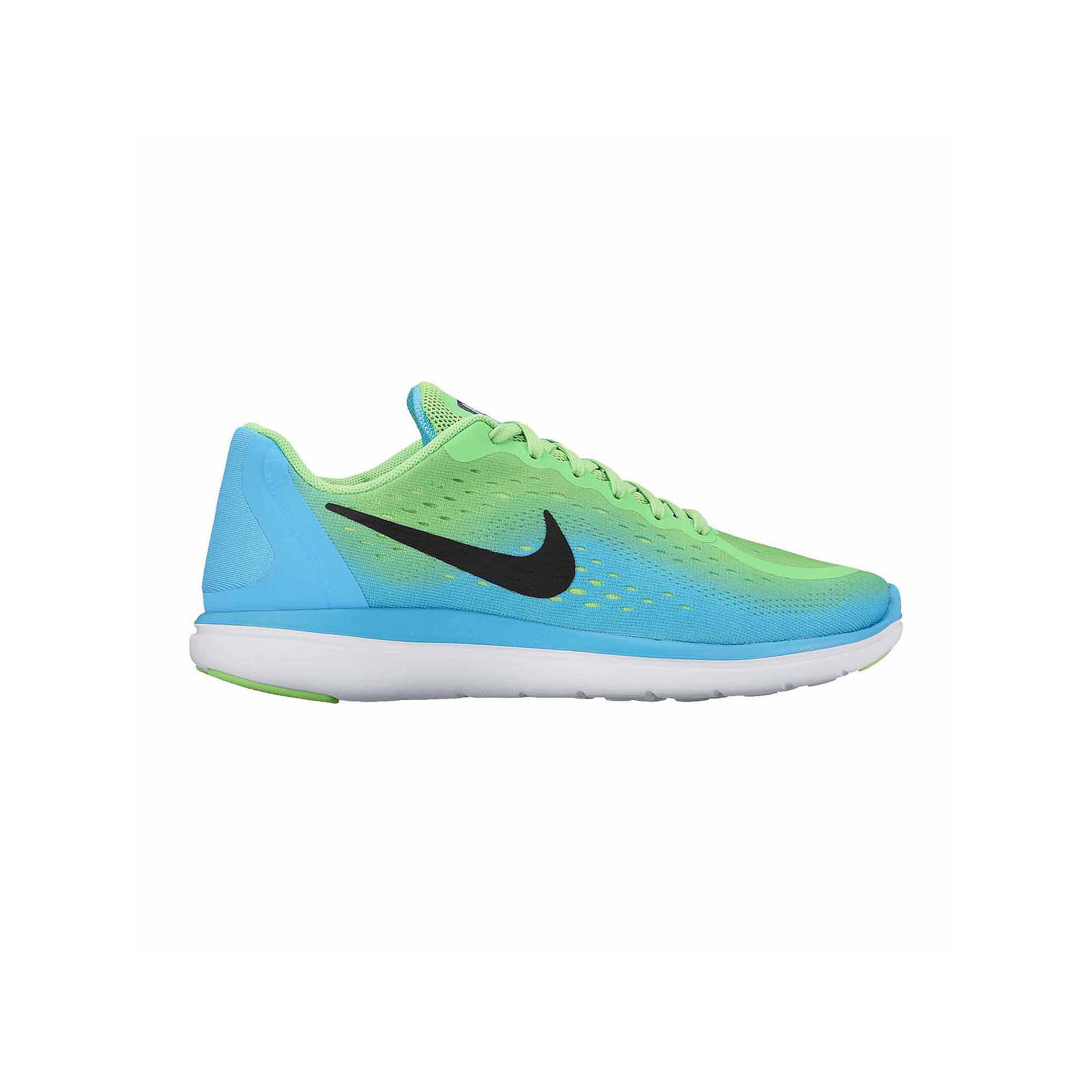Nike Flex 2017 Run Girls Running Shoes - Big Kids