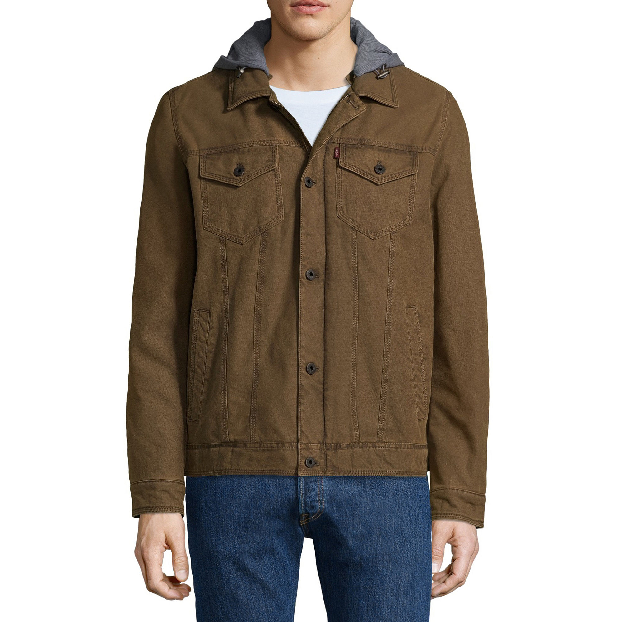 Levis Cotton Commuter Trucker Jacket