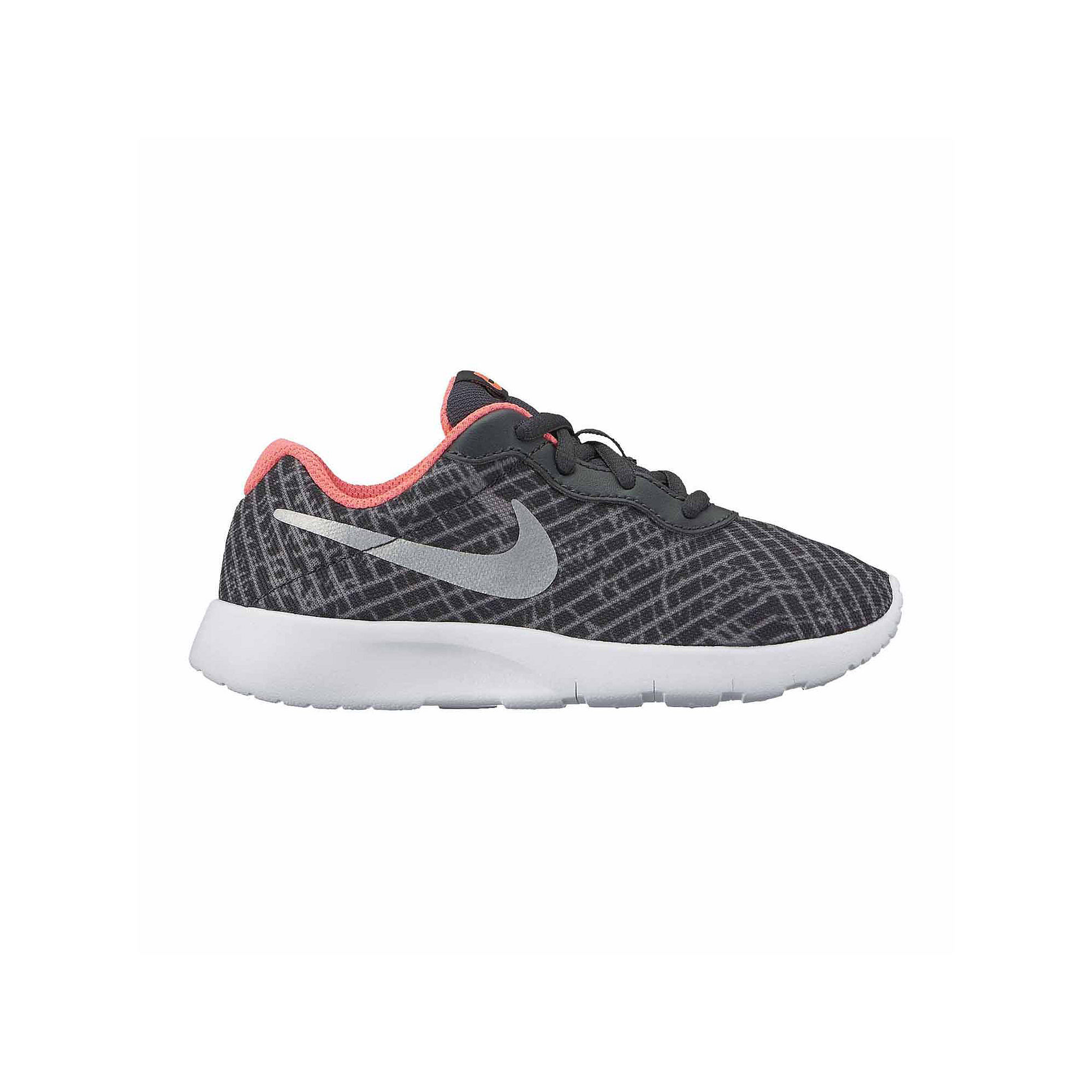 Nike Tanjun Print Girls Sneakers - Little Kids