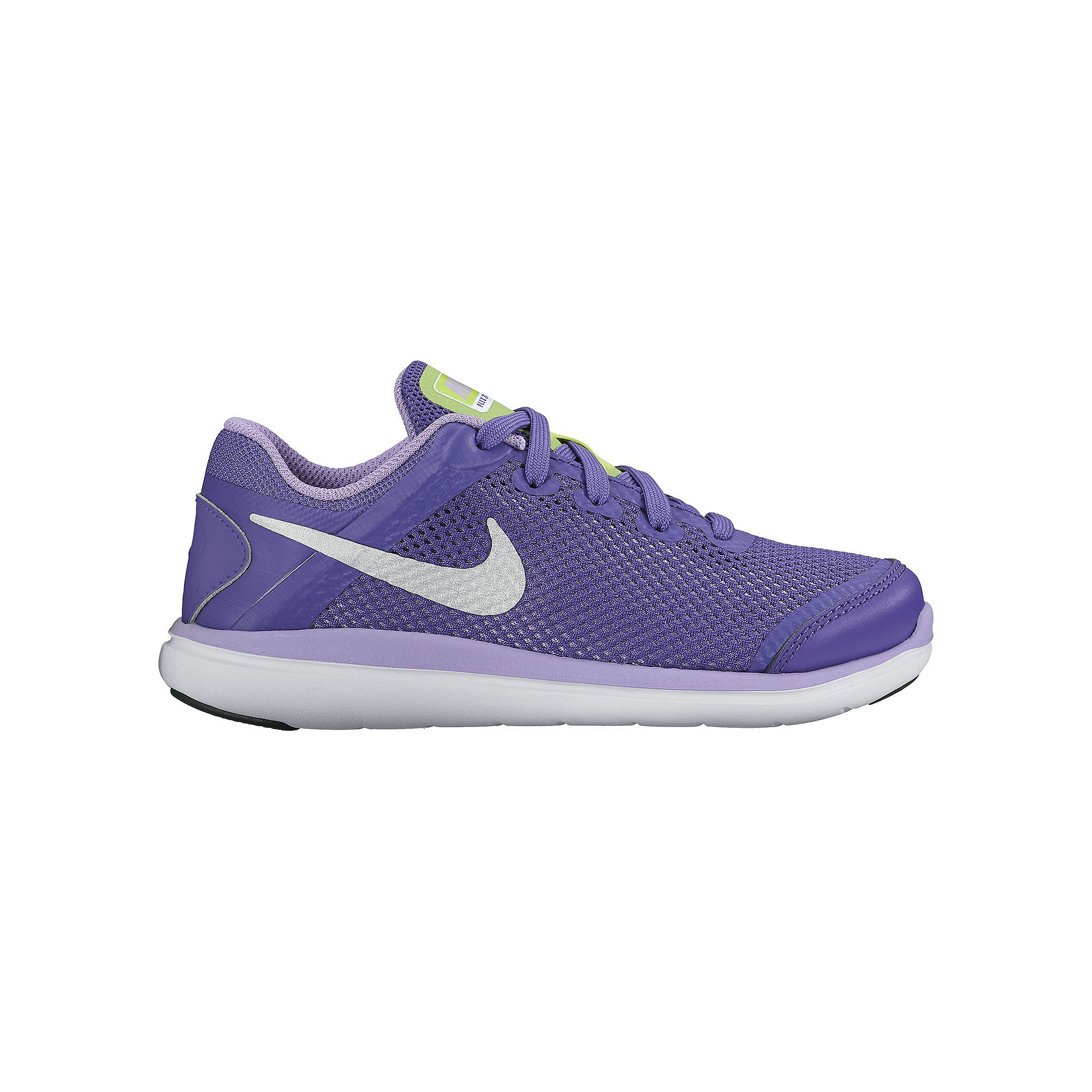Nike Flex 2016 Run Girls Running Shoes - Little Kids