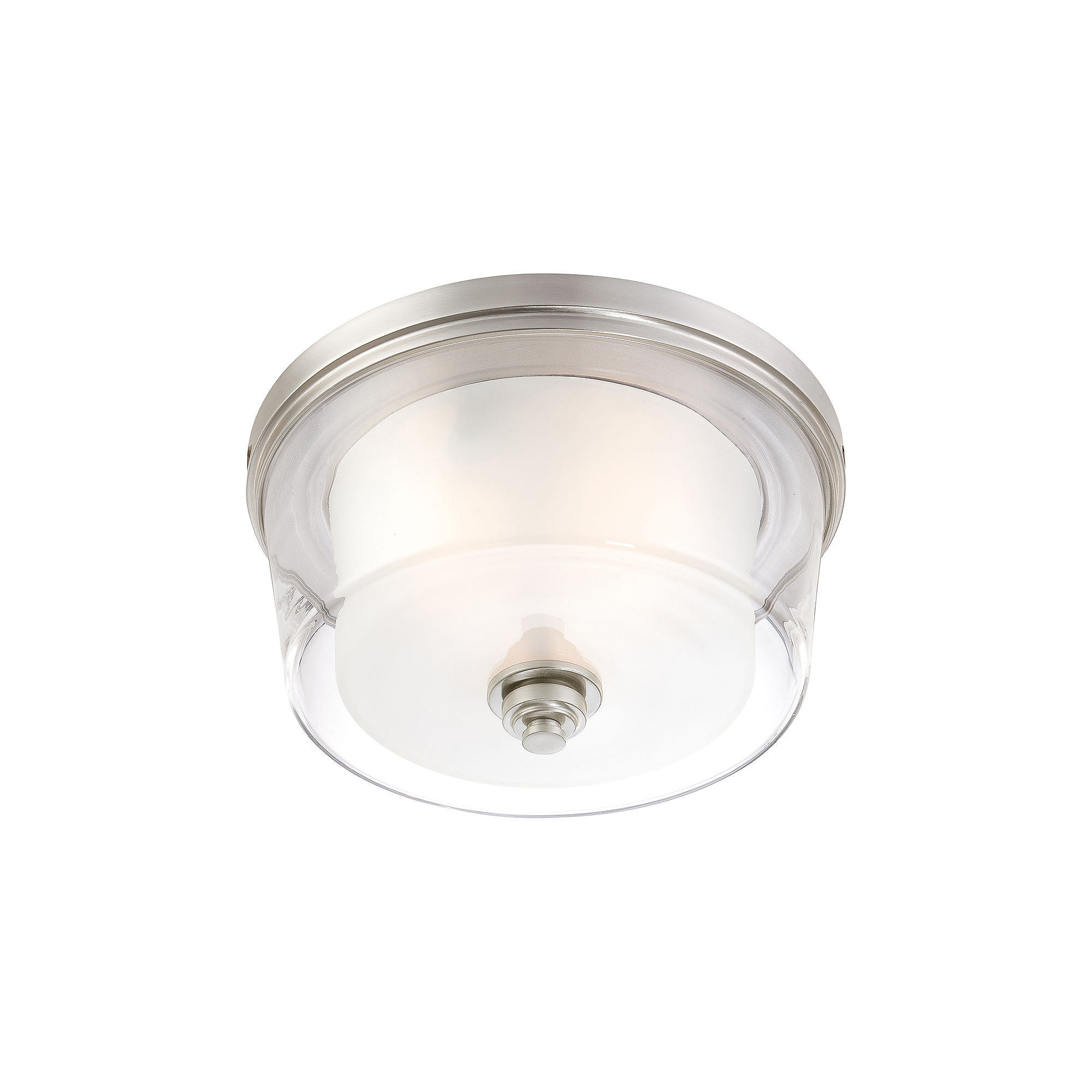Filament Design 3-Light Sudbury Bronze Flush Mount