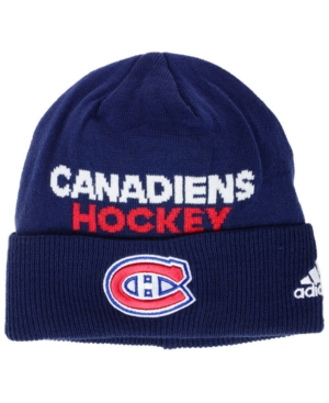 adidas Montreal Canadiens Player Knit