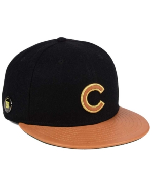 New Era Chicago Cubs X Wilson Metallic 59FIFTY Fitted Cap