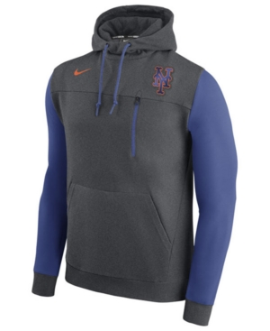 Nike Men's New York Mets Av Pullover Hoodie