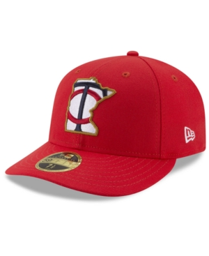 New Era Minnesota Twins Little League Classic Low Profile 59FIFTY Fitted Cap