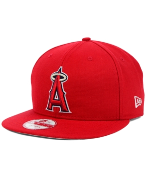 New Era Los Angeles Angels of Anaheim Mlb 2 Tone Link 9FIFTY Snapback Cap