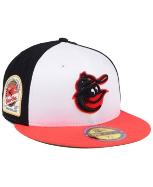 New Era Baltimore Orioles Ultimate Patch Collection Anniversary 59FIFTY Cap