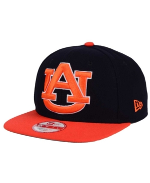 New Era Auburn Tigers Logo Grand Redux 9FIFTY Snapback Cap