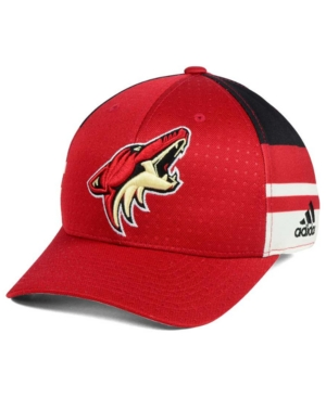 adidas Arizona Coyotes 2017 Draft Structured Flex Cap