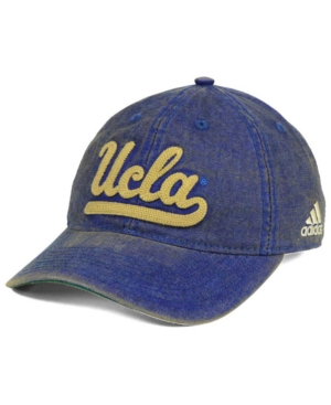 adidas Ucla Bruins Over Dye Slouch Cap
