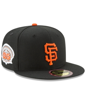 New Era San Francisco Giants Ultimate Patch Collection Game 59FIFTY Fitted Cap