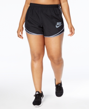 Nike Plus Size Dry Tempo Running Shorts