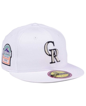 New Era Colorado Rockies The Ultimate Patch Collection Stadium 59FIFTY Fitted Cap
