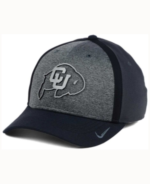 Nike Colorado Buffaloes Heather Stretch Fit Cap