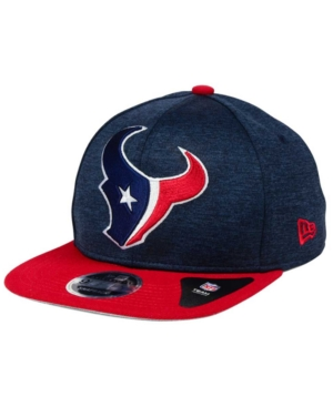 New Era Houston Texans Heather Huge 9FIFTY Snapback Cap