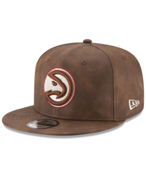 New Era Atlanta Hawks Butter So Soft 9FIFTY Snapback Cap