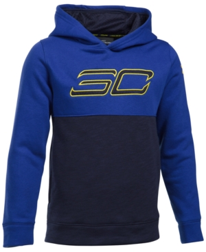 Under Armour Steph Curry SC30 Fleece Hoodie, Big Boys (8-20)