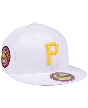 New Era Pittsburgh Pirates The Ultimate Patch Collection Stadium 59FIFTY Fitted Cap