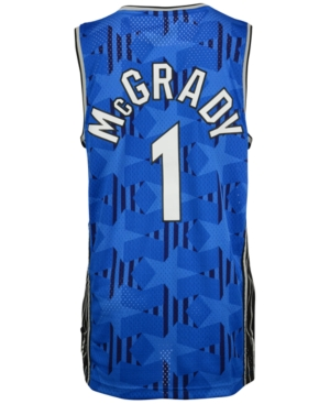 adidas Men's Tracy McGrady Orlando Magic Retired Player Swingman Jersey