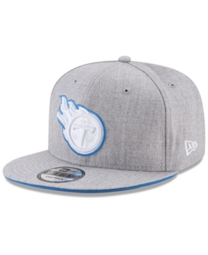New Era Tennessee Titans Heather Hot 9FIFTY Snapback Cap